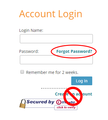 forgotpassword