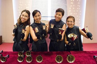 HK Handbell Quartet